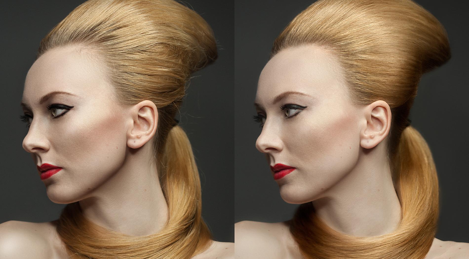 Hair Retouching Fx Ray