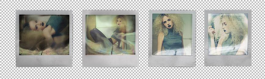 Polaroid Template FXRay – Polaroid Template